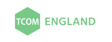 TCOM England logo