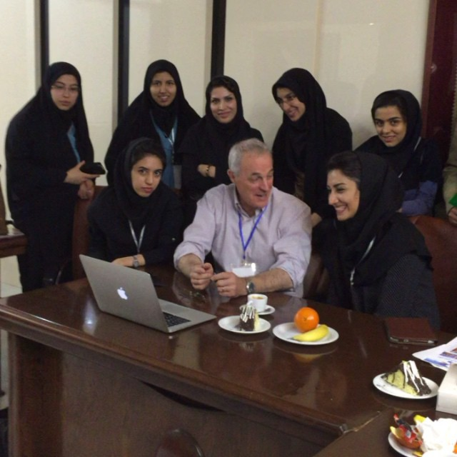 #Mashhad dance with @profdidierpittet