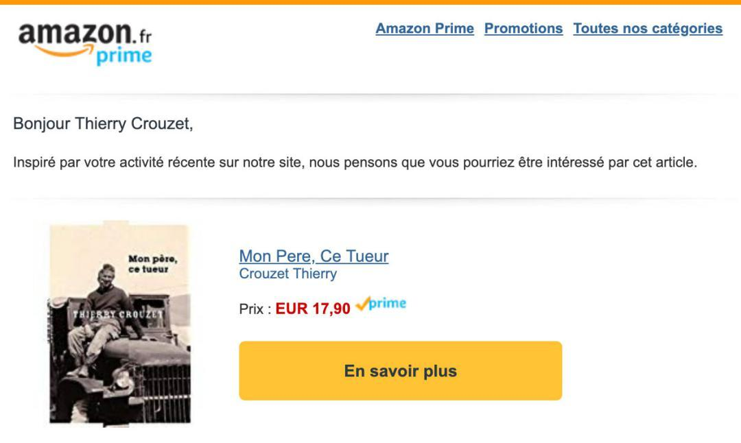 Amazon est perspicace