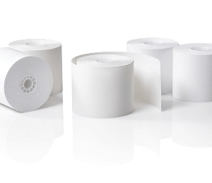 """3 1/8"""" White Thermal Paper"""