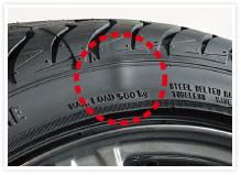 タイヤ 事故  点検3