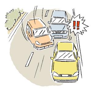 初心者 運転 注意、1