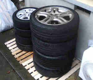 タイヤ 保管 方法 サービス 6