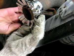 車 マフラー 修理 方法 自分 4