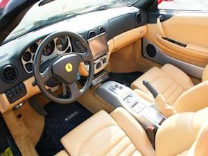 フェラーリ 360 モデナ 特徴 11