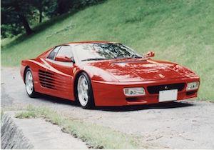 フェラーリ テスタロッサ 3