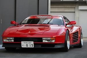 フェラーリ 人気 車種 9
