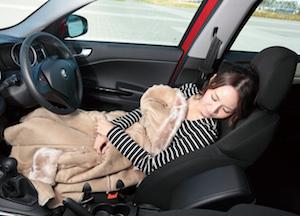居眠り 運転 対策 眠気 おすすめ グッズ