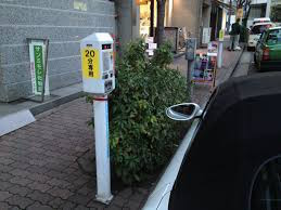 パーキングメーター 無料 駐車禁止 5