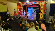 """A special Nutcracker program at the Children's Discovery Museum for their """"Halloween Hoopla"""" event. (October 2013)"""
