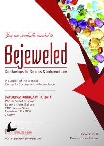 Bejeweled 2017 invitation