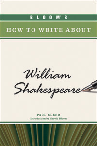 How to Write About William Shakespeare