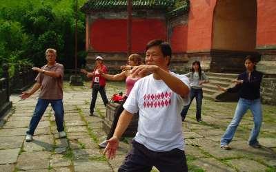 Tai Chi Principles and Chinese Language – 2013 Tai Chi Workshops in LA