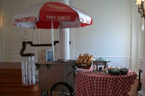 Hot dog stand - Hot dog stand
