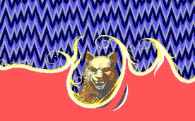Altered Beast EGA in-game