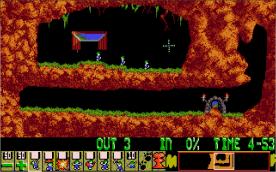 Lemmings VGA level 1