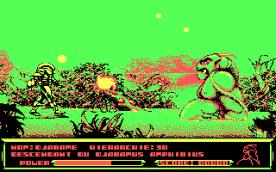 Metal Mutant CGA in-game