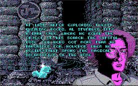 Paganitzu CGA story