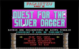 Paganitzu EGA title