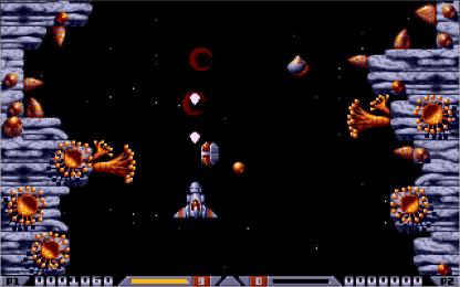 Xenon 2 VGA in-game