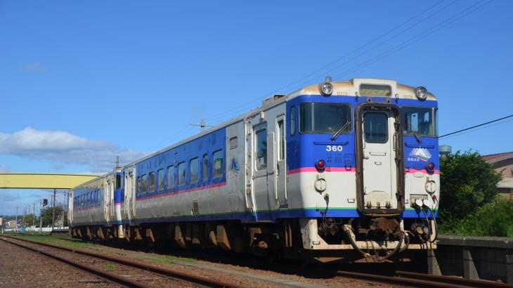 北海道鉄道取材