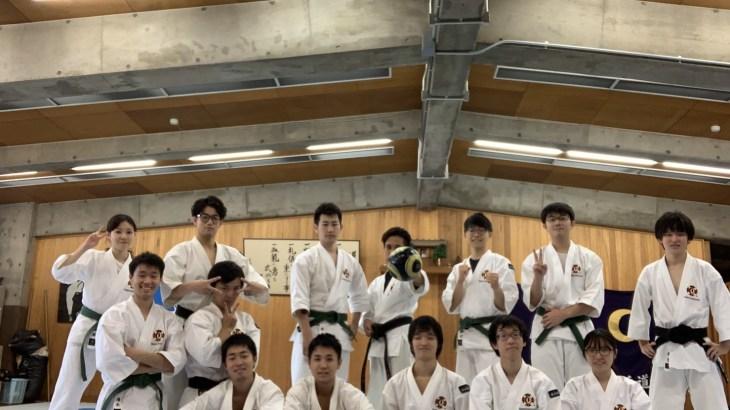 【団体紹介:少林寺拳法部】武道の理念を胸に、憧れの黒帯へ