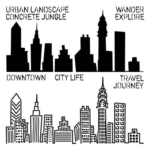 TCW342 Urban Landscape