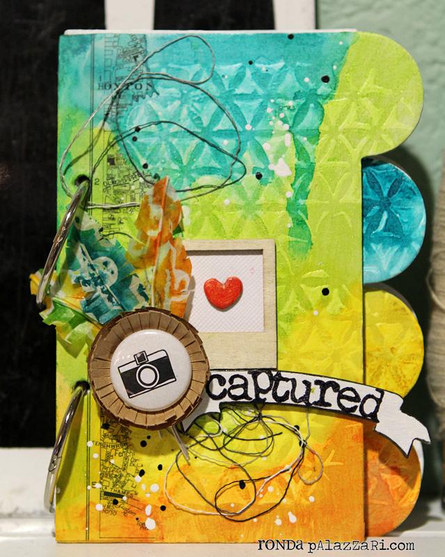 Ronda_Palazzari_Captured_Mini_Album