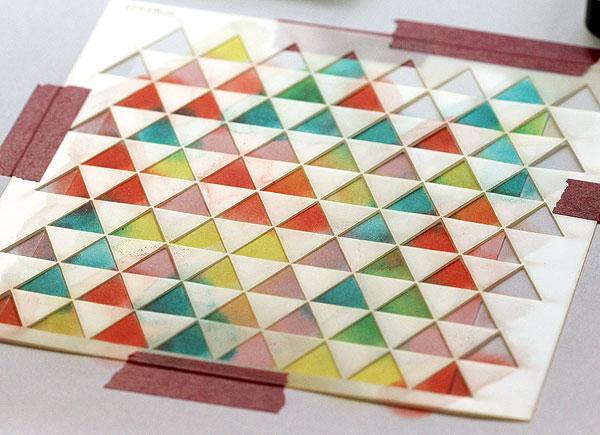 triangle-stencil