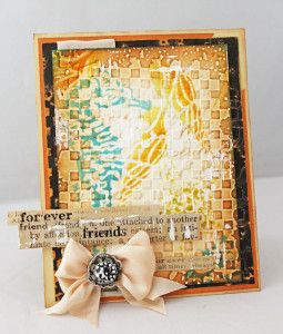 Forever Friends The Crafter's Workshop Karen Jiles II