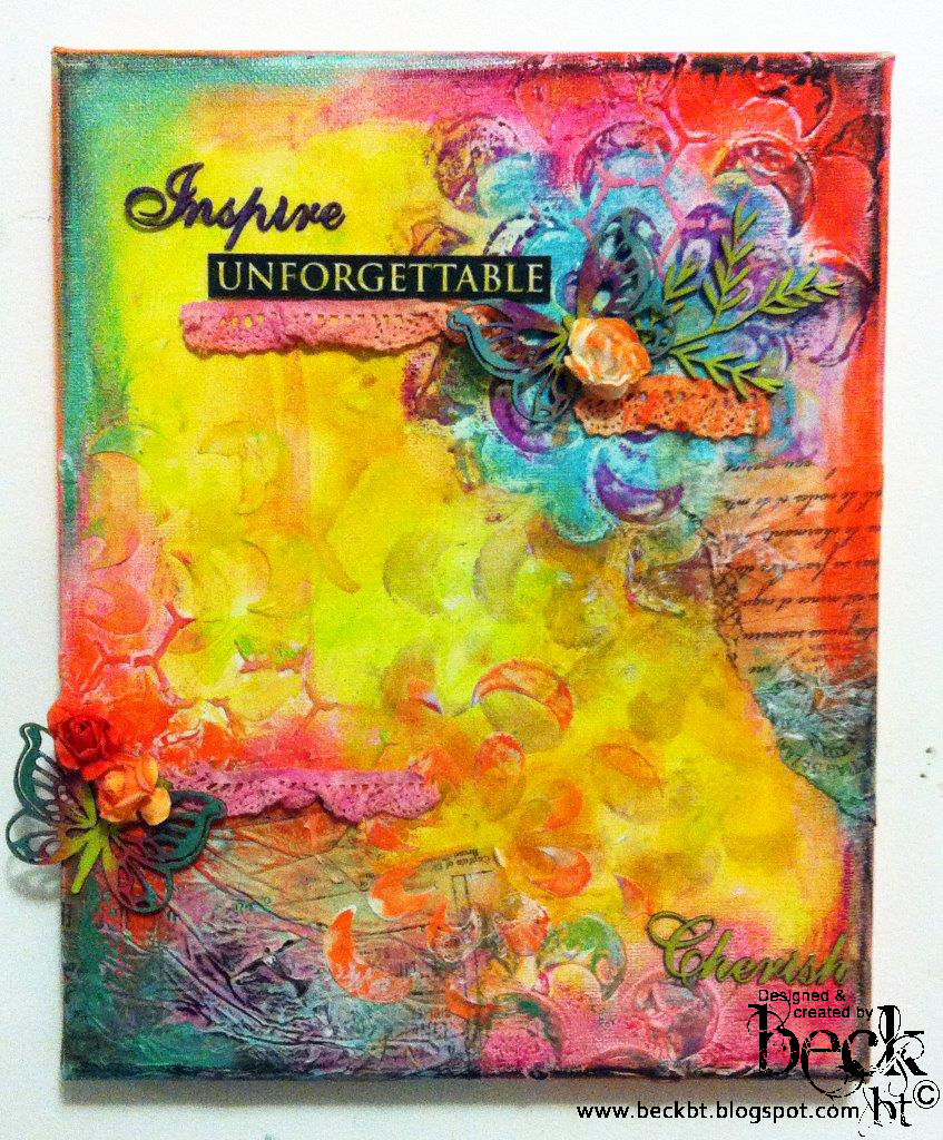 unforgettable canvas