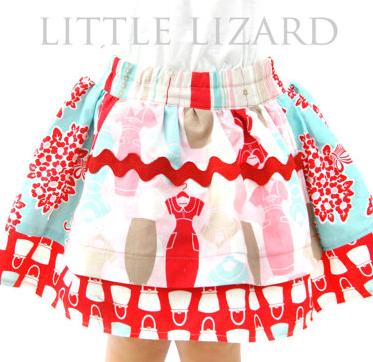 Skirt Pattern found on Etsy Click on photo:)