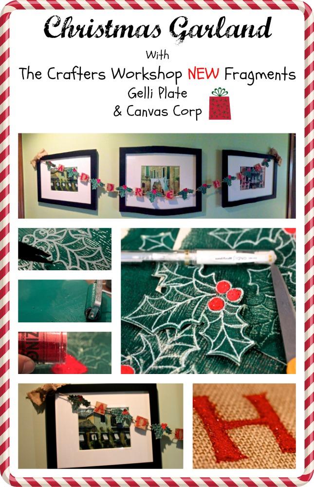 Christmas Garland/Sue Carroll
