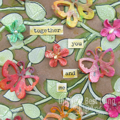 Together...you and me by Lynne Forsythe