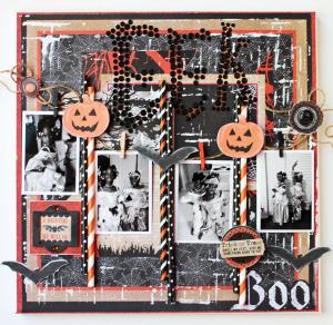 TCW Halloween Canvas Karen Jiles I