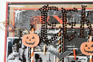 TCW Halloween Canvas Karen Jiles II