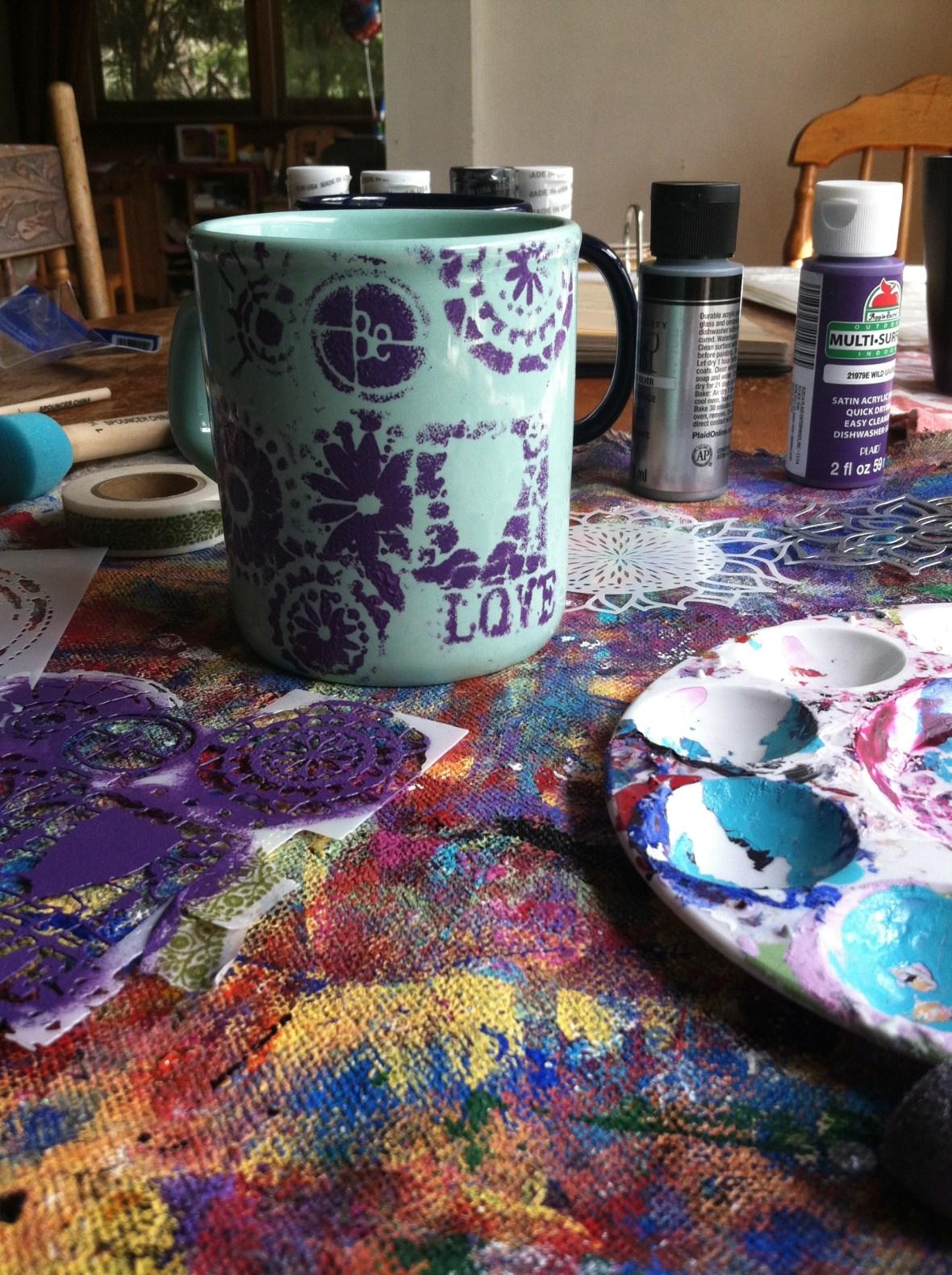 Be Love Mug