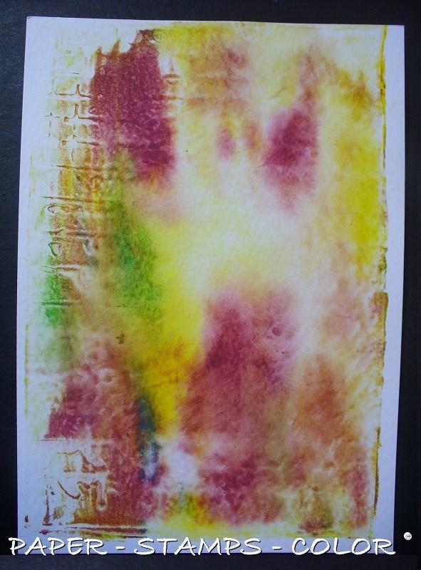 TCW roodgroen monoprint laugh (1)