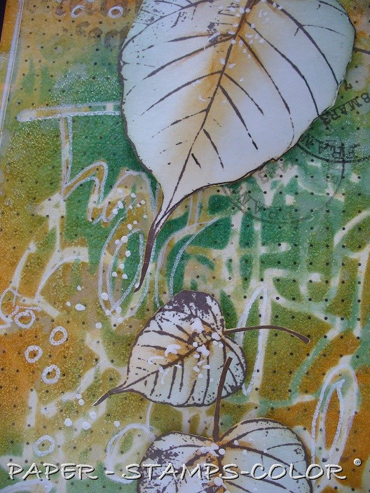 tutorial TCW tag layeredstencilling leaves (8)