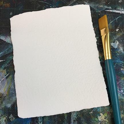 Handmade Watercolor Paper
