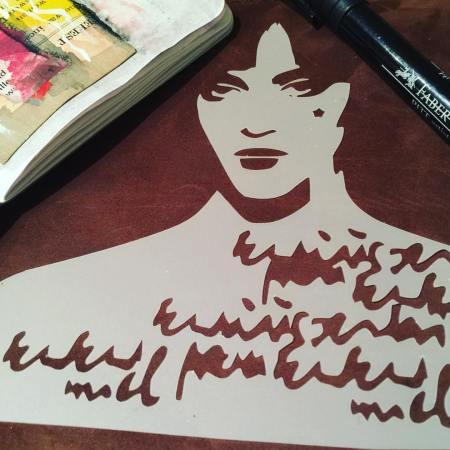 version 2 test stencil by Tori Weyers
