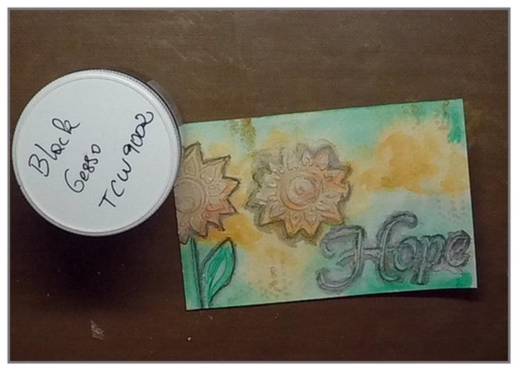 Yasmina's hope card 4