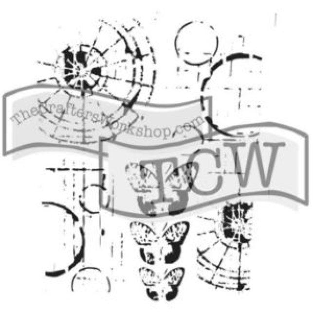 TCW454(stencil specimen)
