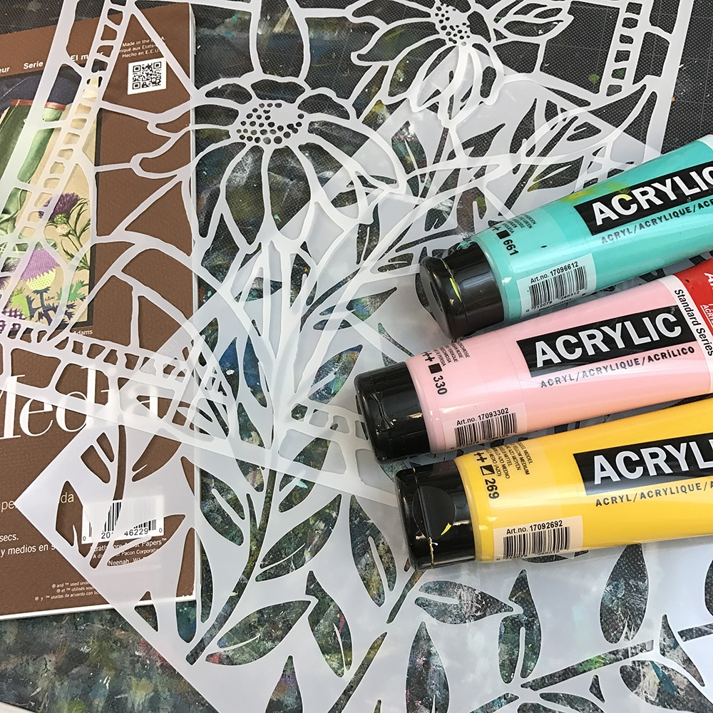 Spring Color Supplies