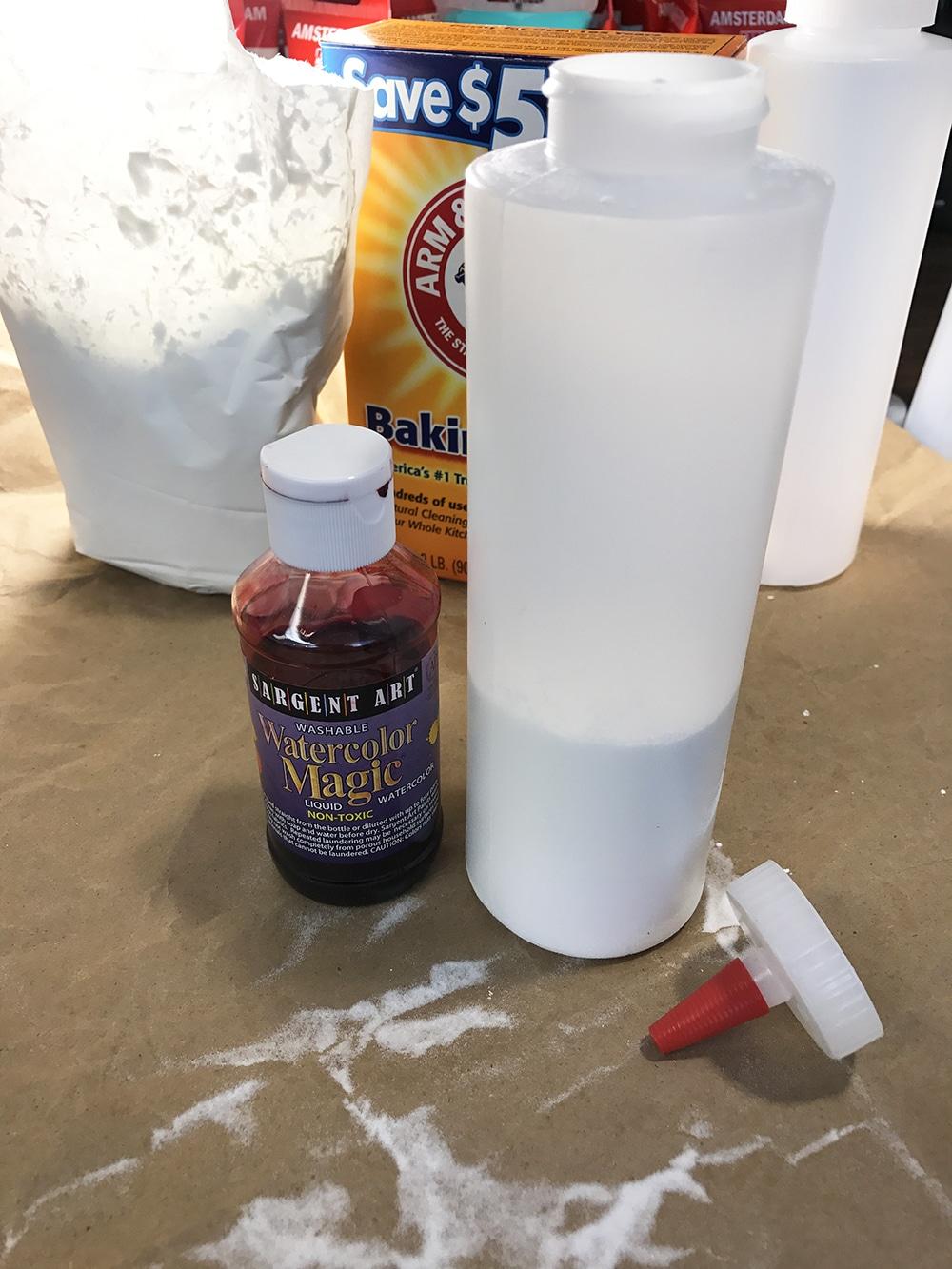 Liquid Watercolor
