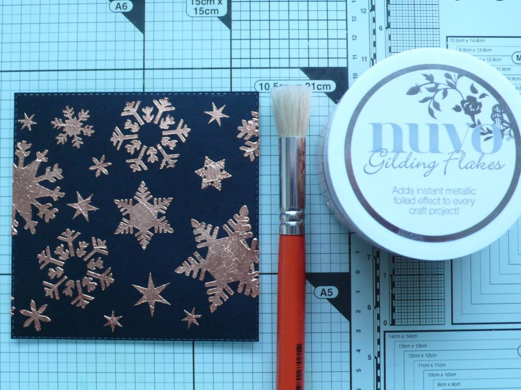 How to create fun Christmas cards using few supplies