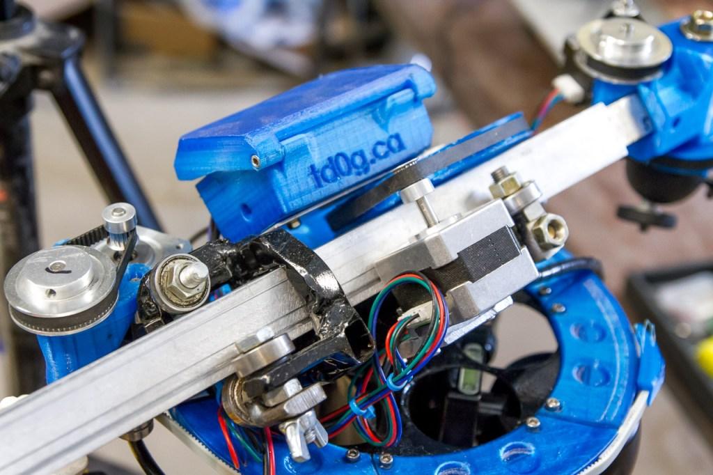 IREnE Camera Slider Base