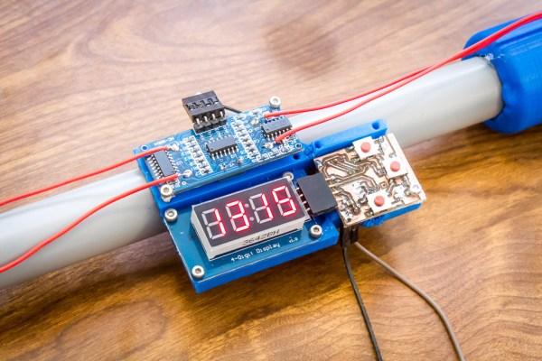 ATTINY85 Anemometer