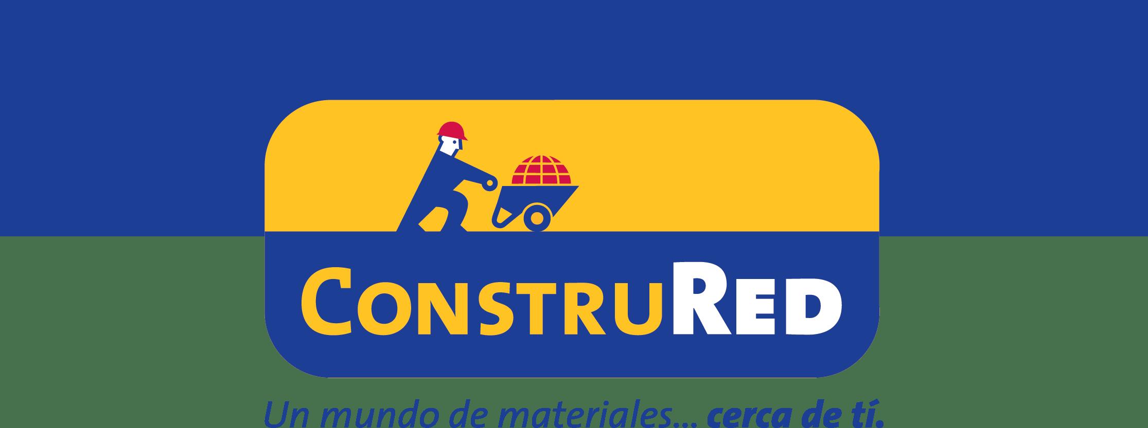 Diseño Logo ConstruRed TD2 Branding