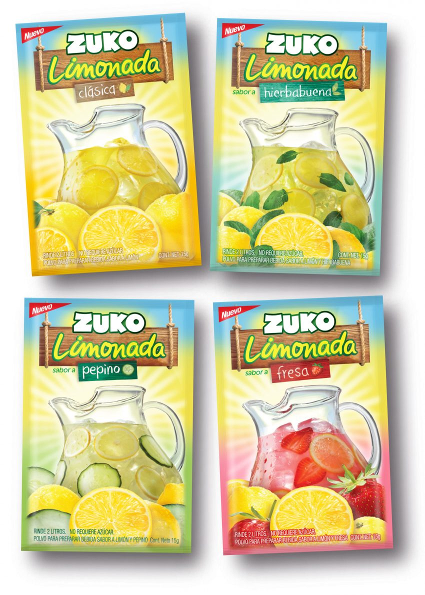 Zuko=Limonadas+TD2=Branding